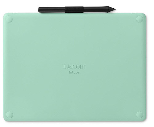 Wacom Intuos Pen Tablet & Bluetooth - Small (Pistachio)