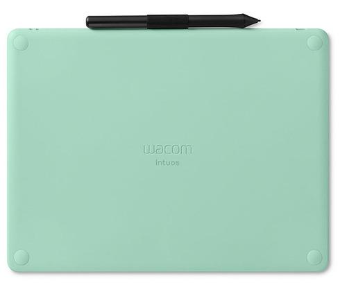 Wacom Intuos Pen Tablet & Bluetooth Medium (Pistachio)