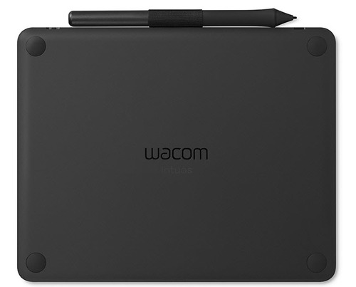 Wacom Intuos Pen Tablet & Bluetooth - Medium (Black)