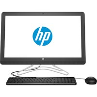 "HP 24-e000 24-e020 All-in-One Computer - AMD A-Series A9-9400 2.40 GHz - 8 GB DDR4 SDRAM - 1 TB HDD - 23.8"" 1920 x 1080 Touchscreen Display - Windows 10 Home 64-bit - Desktop"