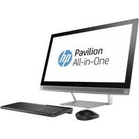 "HP Pavilion 24-a200 24-a210 All-in-One Computer - Intel Core i5 (7th Gen) i5-7400T 2.40 GHz - 8 GB DDR4 SDRAM - 1 TB HDD - 23.8"" 1920 x 1080 - Windows 10 Home 64-bit - Desktop"
