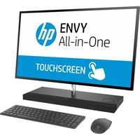 "HP Envy 27-b100 27-b110 All-in-One Computer - Intel Core i7 (7th Gen) i7-7700T 2.90 GHz - 16 GB DDR4 SDRAM - 1 TB HDD - 128 GB SSD - 27"" 2560 x 1440 Touchscreen Display - Windows 10 Home 64-bit - Desktop"