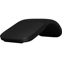 Microsoft Arc Mouse Wireless Bluetooth Black Notebook