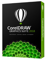 CorelDRAW Graphics Suite 2018 (Electronic Software Delivery)