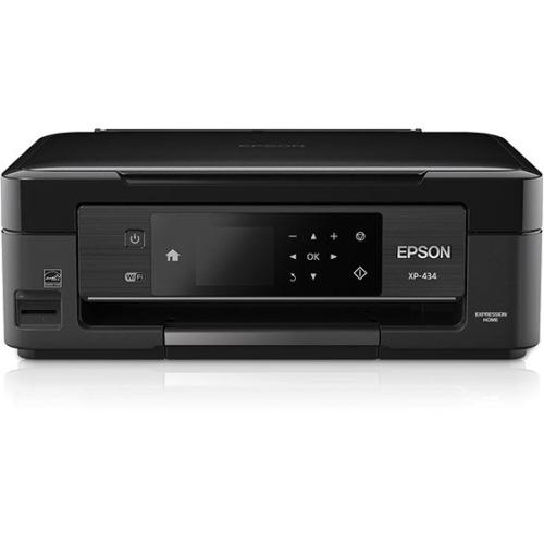 Epson Expression Home XP-434 Inkjet Multifunction Printer - Color - Plain Paper Print - Desktop