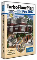 TurboFloorPlan Home and Landscape Pro 2017 (Electronic Software Delivery)