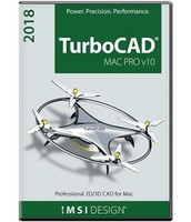 TurboCAD Mac Pro v10 (Electronic Software Delivery)
