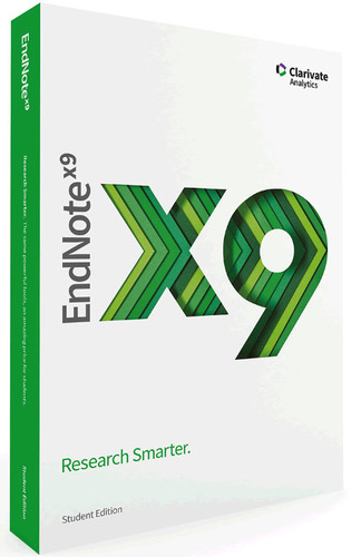 Endnote X9 Download License Mac/Windows - Academic