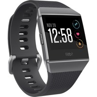 Fitbit Ionic Watch - Charcoal/Smoke Gray