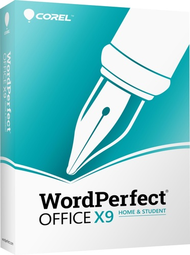 WordPerfect Office x9 Home and Student