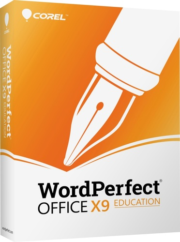 WordPerfect Office x9 Professional (Academic - Download)