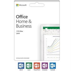 Office Home and Business 2019 (Product Keycard)