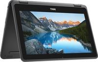 "Dell Chromebook 11.6"" (3181) 2-in-1 Computer Config 2, Touch, 1 Year Warranty, Intel Celeron N3060/4/64GB - Black"