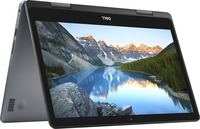 """Dell Inspiron 14 5000 (5481) 2-in-1 Computer, Config 1, Touch, 14in"""", 1 Year Warranty, i3/4/1TB - Platinum Silver"""