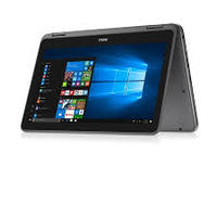 Dell Inspiron 11 3000 (3185) 2-in-1 Computer Config 2 Touch 11.6in 1 Year Onsite Warranty 2nd 2018 AMD A9/8/128GB