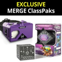 MERGE ClassPak 2 - 20 Cubes and 10 Goggles
