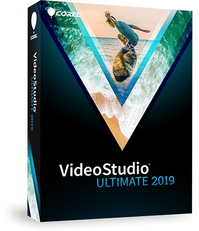 VideoStudio Ultimate 2019 (Electronic Software Delivery)