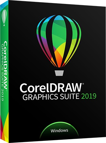 CorelDRAW Graphics Suite 2019 (Windows - Electronic Software Delivery)