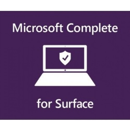 Microsoft Surface Pro Complete for Enterprise 3YR Warranty US Surface