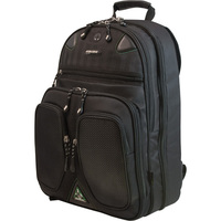 ScanFast 17.3 Backpack Black