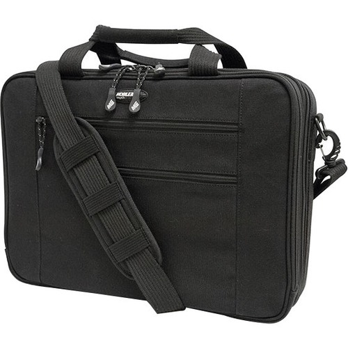 CANVAS ECO BLK BRIEFCASE