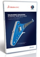 SolidWorks Student Edition 2019-2020 (12 Month License - Electronic Software Delivery)