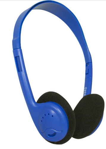 Avid Education AE-711 Headphone (Blue)