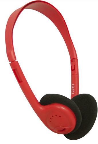Avid Education AE-711 Headphone (Red)