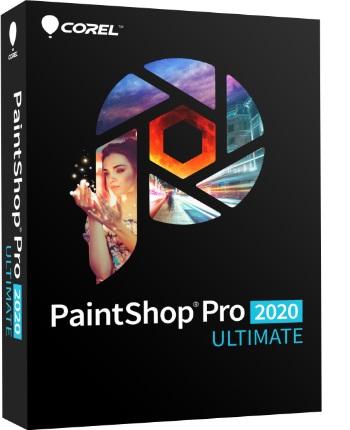 PaintShop Pro 2020 Ultimate (Electronic Software Delivery)
