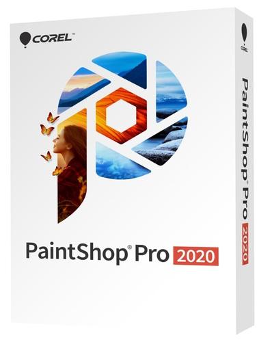 PaintShop Pro 2020 (Electronic Software Delivery)