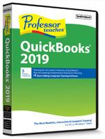 Professor Teaches QuickBooks 2019 (Win - Download)