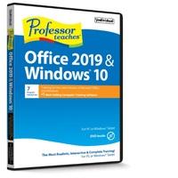 Professor Teaches Microsoft Office 2019 & Windows 10 - Tutorial Set (Win - Download)
