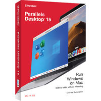 Parallels Desktop 15 for Mac (Student Edition, 1 Year Subscription - Electronic Software Delivery)