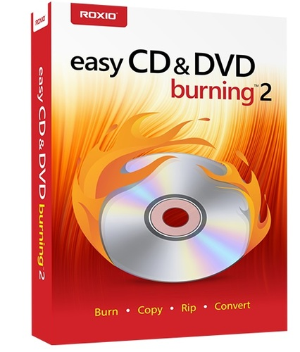 Roxio Easy CD & DVD Burning 2 (Windows)