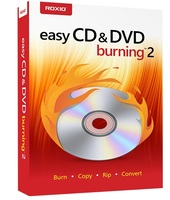 Roxio Easy CD & DVD Burning 2 (Windows - Electronic Software Download)