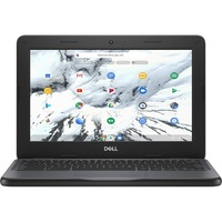 Dell Chromebook 3000 3100 11 inch Chromebook - 1366 x 768 - Celeron N4000 - 4 GB RAM - 32 GB Flash Memory