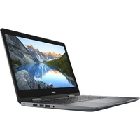 Dell Inspiron 14 5000 5481 14 inch Touchscreen 2 in 1 Notebook - 1366 x 768 - Core i3 i3-8145U - 4 GB RAM - 128 GB SSD - Gray