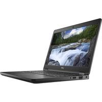 Dell Latitude 5000 5490 14 inch Notebook - 1366 x 768 - Core i5 i5-8250U - 8 GB RAM - 500 GB HDD
