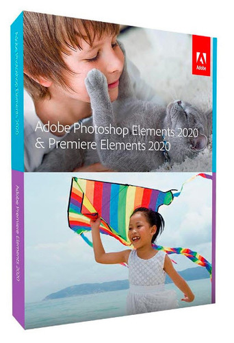 Photoshop Elements & Premiere Elements 2020 Student and Teacher Edition DVD