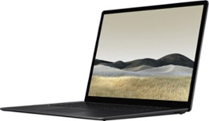 Surface Laptop 3, 15 inch i7/16GB/256GB - Black
