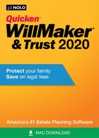 Quicken WillMaker 2020 (Mac - Download)