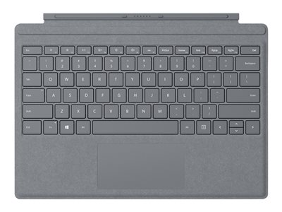 Microsoft Surface Pro Signature Type Cover - Light Charcoal