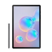 "Samsung Galaxy Tab S6 - 10.5"" - Android 9.0 (PIE) - 128 GB  - Wifi - Mountain Gray"