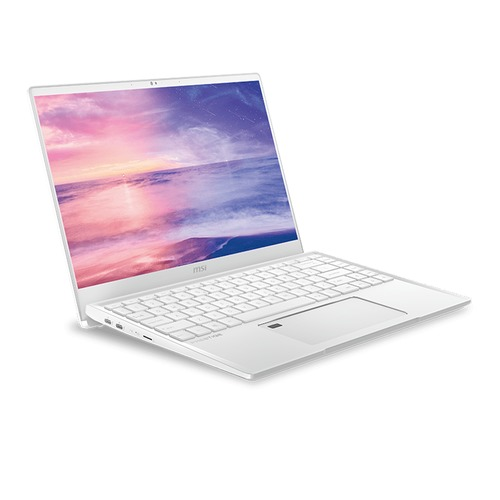 "MSI Prestige 14 A10SC-051 14"" Gaming Notebook - 1920 x 1080 - Core i7 i7-10710U - 16 GB RAM - 512 GB SSD - White"