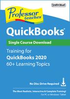 Professor Teaches QuickBooks 2020 (Win - Download)