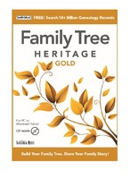 FamilyTree Heritage GOLD 16 (Win - Download)