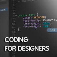 Coding for Designers, featuring Dreamweaver CC