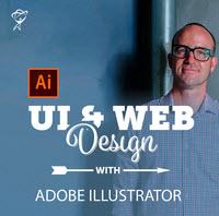 UI & Web Design with Adobe Illustrator CC