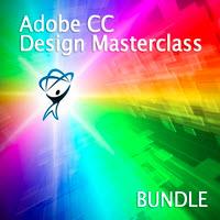 Adobe CC Design Masterclass Bundle