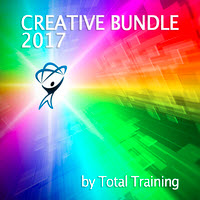 Creative Bundle 2017, by Total Training